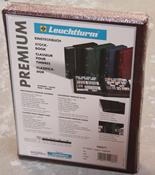 Stock book from Leuchtturm
