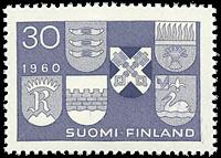 Finland - LAPE 515 - Postfrisk
