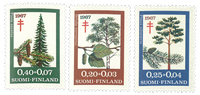 Finland - LAPE 623-625 - Postfrisk
