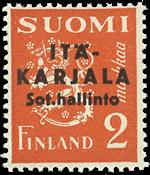Karelia - LAPE I-K3 - *Ita-Kajala*