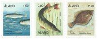 Åland - Fisk - postfrisk