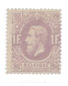 Belgique - 1869/1883 - OBP 36 - Neuf avec charnière
