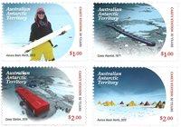 Antarctique Australien - Station Casey - Série neuve 4v