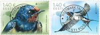Estonia - EUROPA 2019 National birds - Cancelled set 2v