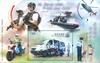 Hong Kong - Police - Bloc-feuillet neuf