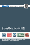 MICHEL - Germany, Specialized 2019 - Vol. II (from  May 1945)