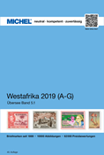 MICHEL - Africa occidentale 2019 - Vol. I (A-G)