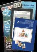 Norge - Årsmapper 1991-1999