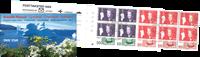 Grønland - 1. frimærkehæfte, stemplet
