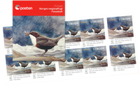 Norway - EUROPA 2019 National birds - Mint booklet