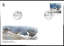 Noorwegen - Europa CEPT 2019 Vogels - FDC