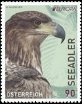 Autriche - Europa Cept 2019 Oiseaux - Timbre neuf