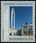 Austria - Chiesa Martin Lutero - serie nuova
