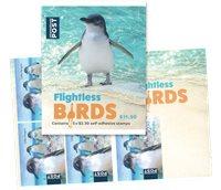 Australie - Oiseaux qui ne volent pas - Feuillet neuf