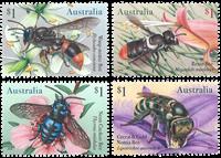 Australien - Bier - Postfrisk sæt 4v