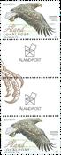 Ahvenanmaa - Eurooppa 2019 - Kansallislinnut - Välilöpari