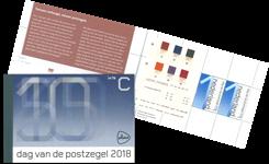 Netherlands - Day of the Stamp 2018 - Mint Prestige booklet