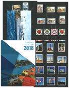 Curacao - Collection annuelle 2018 - Collection annuelle