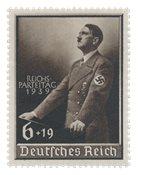 Empire Allemand - 1939 - Michel 701, neuf avec charnière