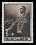 Impero Tedesco - 1939 - Michel 701, nuovo linguello