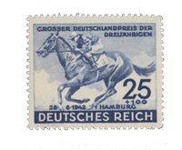 Tyske Rige 1942 - Michel 814 - Postfrisk