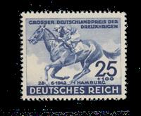 Impero Tedesco - 1942 - Michel 814, nuovo