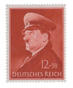Impero Tedesco - 1941 - Michel 772, nuovo