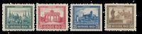 Tyske Rige 1930 - Michel 450-53 - Ubrugt
