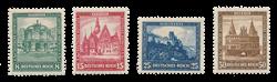 Empire Allemand - 1931 - Michel 459/462, neuf avec  charnière