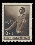 Empire Allemand - 1939 - Michel 701, oblitéré