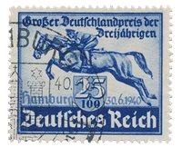 Tyske Rige 1940 - Michel 746 - Stemplet