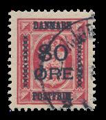 Danmark 1915 - AFA 83 - Stemplet