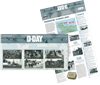 Great Britain - WWII D-Day - Presentation pack