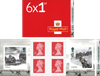 Great Britain - D-Day - Mint booklet