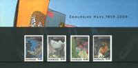 Danmark - Københavns Zoo - Souvenirmappe
