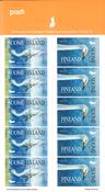 Finland - Europa Fugle - Postfrisk ark