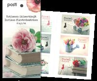 Finland - Sig det med blomster - Postfrisk hæfte