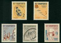 Albanien - Olympiske Lege i Tokyo 1964