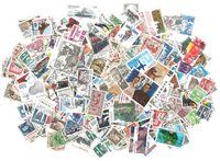 Denmark - 700 different stamps