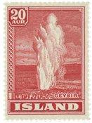 Island   1938-39 - AFA 195 - Postfrisk