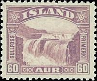 Island 1931-32 - AFA 153 - Postfrisk