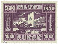 Islande - AFA 128 - Neuf