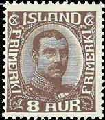 Island 1920 - AFA 88 - Postfrisk