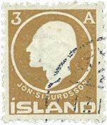 Island 1911 - AFA 64 - Stemplet