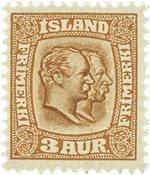 Island 1907 - AFA 49 - Postfrisk