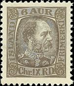 Island 1902-04 - AFA 38 - Postfrisk