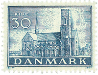 Danmark 1936 - AFA 233 - Postfrisk