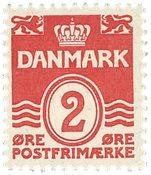 Danmark 1933 - AFA 197 - Postfrisk