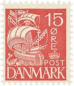 Danmark 1933-34 - AFA 203 - Postfrisk