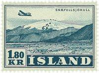 Island 1952 - AFA 279 - Postfrisk